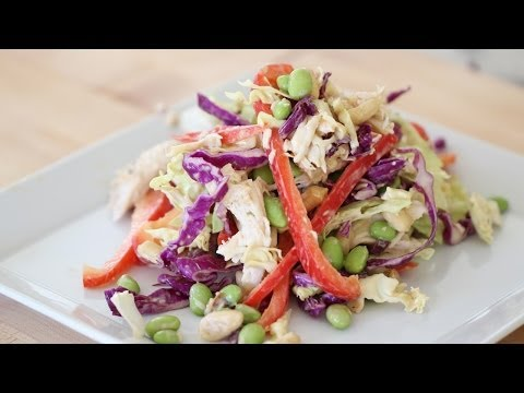 Beth's Chinese Chicken Salad | ENTERTAINING WITH BETH