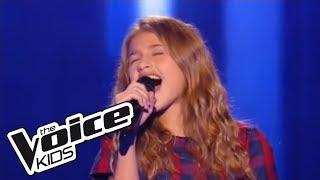 Carmen - Stromae   Lou   The Voice Kids 2016   Blind Audition