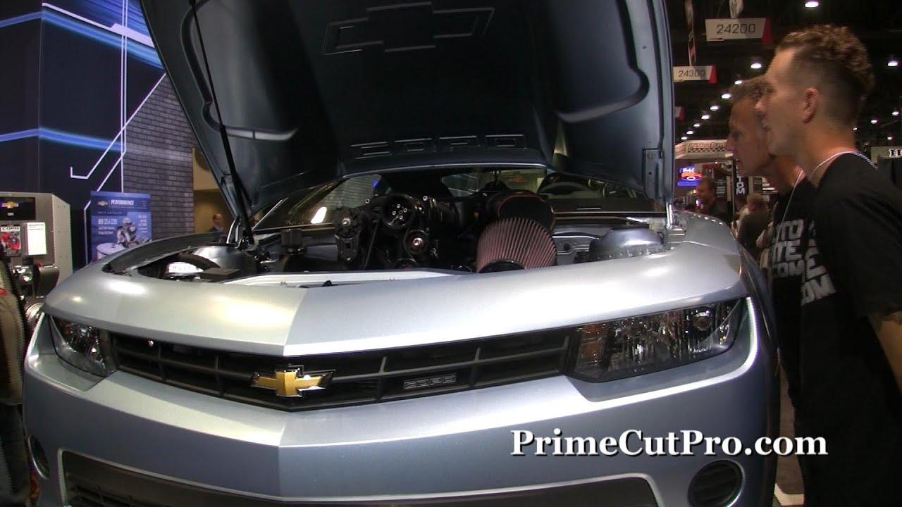 2014 COPO Camaro – SEMA Car Show