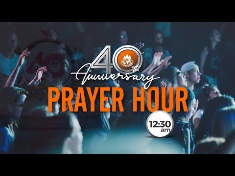40th Anniversary Prayer Hour  Day 4  05-05-2021  Winners Chapel Maryland