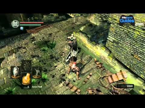 Dark Souls Walkthrough - Undead Parish: The Armored Boar & To The Next Bonfire (Part 011) - UCCiKcMwWJUSIS_WVpycqOPg