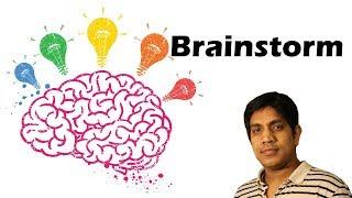 Quick #brainstorm   life business success practical idea