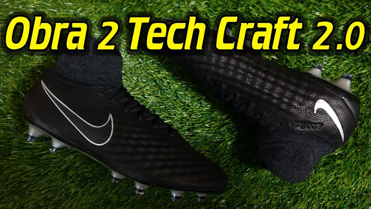 Nike Magista Obra 2 Leather Tech Craft Pack 2.0 Review
