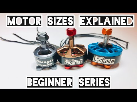 Drone Motor Sizes Explained: FPV Beginner series - UCTSwnx263IQ0_7ZFVES_Ppw