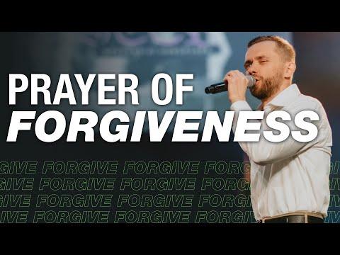 Prayer of FORGIVENESS!