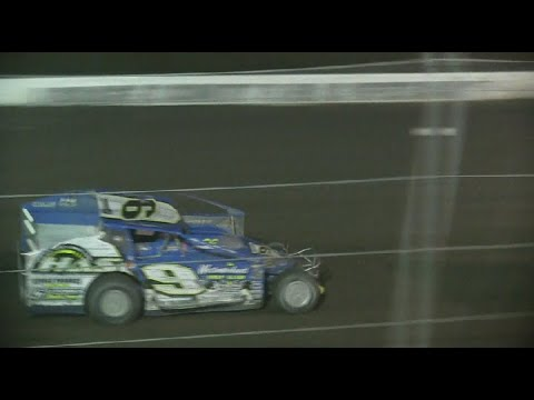 Orange County Fair Speedway Big Block Modifieds From 7-10-21 - dirt track racing video image