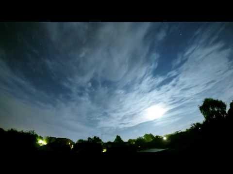 Cambridge Night sky GoPro HERO5 Black