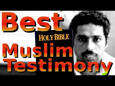 My Favorite Muslim Testimony