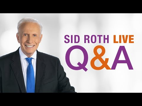 LIVE Q&A with Sid Roth