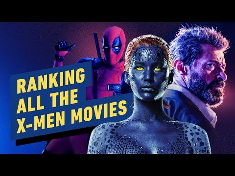 All the X-Men Movies Ranked - UCKy1dAqELo0zrOtPkf0eTMw
