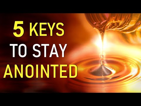 5 KEYS TO STAY ANOINTED - BIBLE PREACHING  PASTOR SEAN PINDER