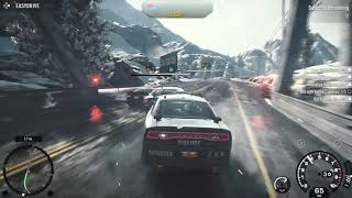 Need for Speed™ Rivals Gameplay (Police Mode)