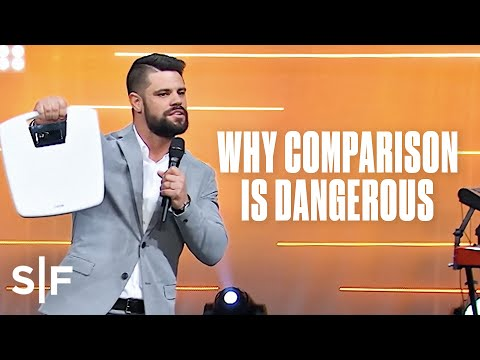 The Weight of Comparison  Steven Furtick