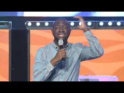 Building A Shield Against Satanic Attacks Pst Dayo Ogunrombi  Sun 4th, 2019  4th Service