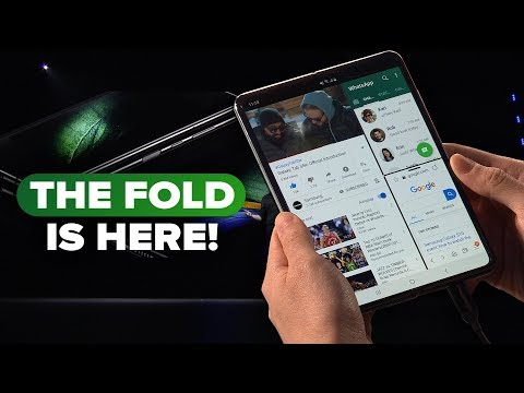 Watch Samsung unveil the Galaxy Fold - UCOmcA3f_RrH6b9NmcNa4tdg