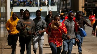 Zimbabwe protests: Teachers feel the impact of 175.7% inflation rate