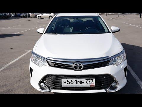 Тест драйв Toyota Camry 2016 2.5 181 л.с. - Интерьер, экстерьер, цены - UC_I96RAvt_H4UojX1VYnTzA