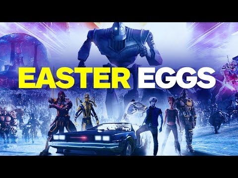 Ready Player One: 138 Easter Eggs and References in the Movie - UCKy1dAqELo0zrOtPkf0eTMw