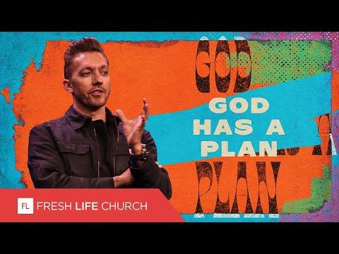 God Has A Plan  Pastor Levi Lusko  Pretty Ugly People, pt. 4