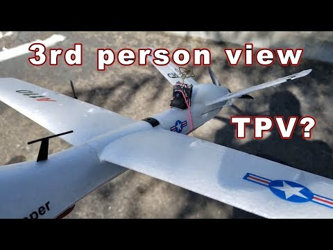 XK A110 FPV Plane Conversion ✈️ - UCnJyFn_66GMfAbz1AW9MqbQ