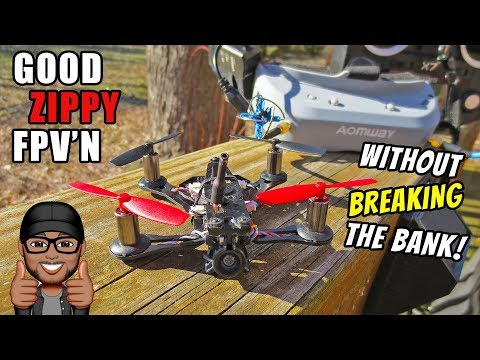 Eachine QX95S Micro FPV Racing Drone Review and Flight Test - UCMFvn0Rcm5H7B2SGnt5biQw