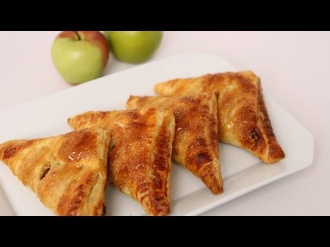 Apple Turnovers Recipe - Laura Vitale - Laura in the Kitchen Episode 474