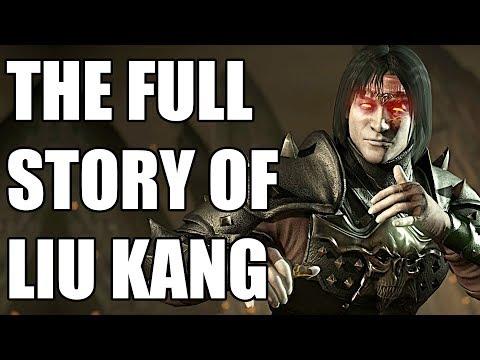 The Full Story of Liu Kang - Before You Play Mortal Kombat 11 - UCXa_bzvv7Oo1glaW9FldDhQ