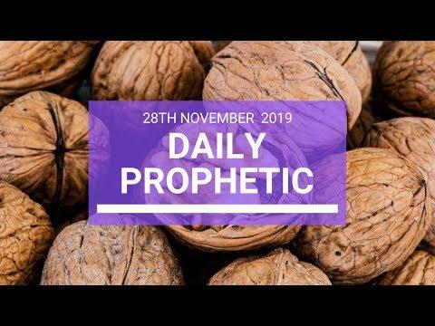 Daily Prophetic 28 November Word 4