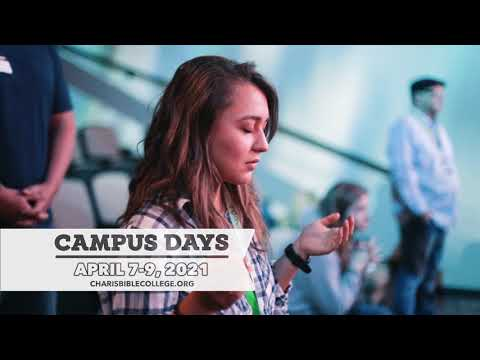 Charis Campus Days 2021
