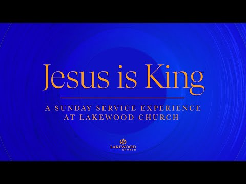 Jesus Is King A Sunday Service Experience at Lakewood Church with Kanye West