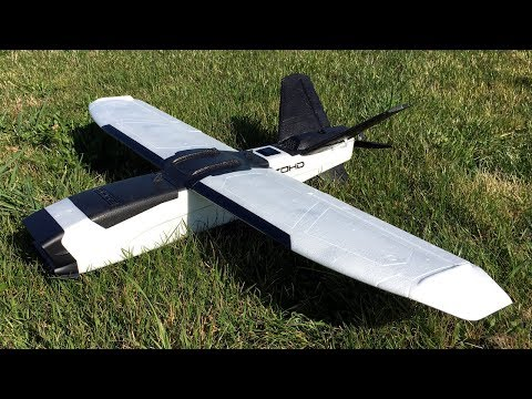 ZOHD Talon GT Rebel Long Range FPV RC Plane Maiden Flight - UCJ5YzMVKEcFBUk1llIAqK3A