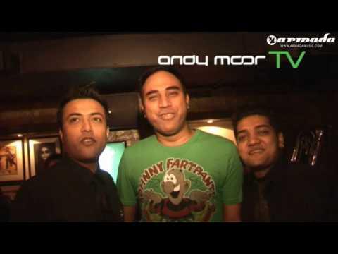 Andy Moor TV Episode 3 - India - armadamusic