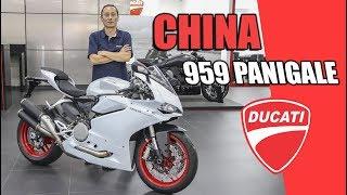Ducati 959 Panigale: com DNA da MotoGP mas feita para as ruas