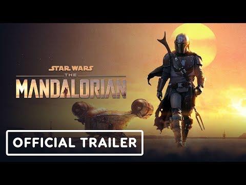 The Mandalorian - Official Trailer #1 (2019) Pedro Pascal - UCKy1dAqELo0zrOtPkf0eTMw