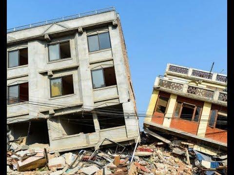 Breaking 6.8 Powerful Quake Shakes Chile
