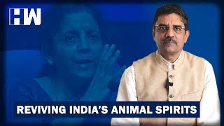 Business Tit-Bits : Reviving India's animal spirits