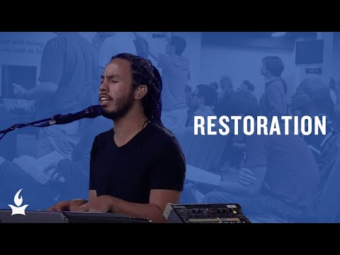 Restoration -- The Prayer Room Live Moment