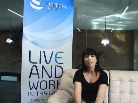 TESOL TEFL Reviews - Video Testimonial - Caroline Albin