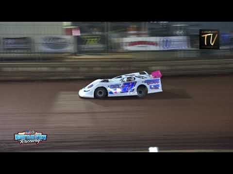 Mountain View Raceway WEEKLY DIVISION April 3, 2021 - dirt track racing video image