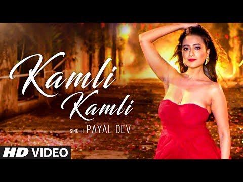 KAMLI KAMLI LYRICS - Payal Dev | Raaj Aashoo