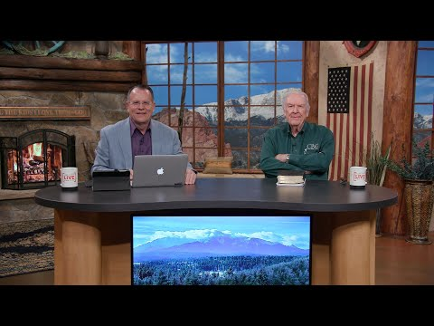 Charis Daily Live Bible Study: You Have a Ministry - Wendell Parr - April 15, 2021