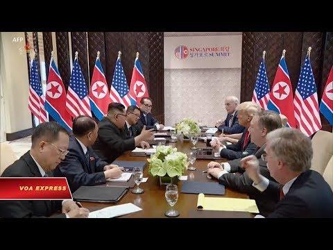 Người Việt lạc quan về thượng đỉnh Trump-Kim tại Việt Nam (VOA)