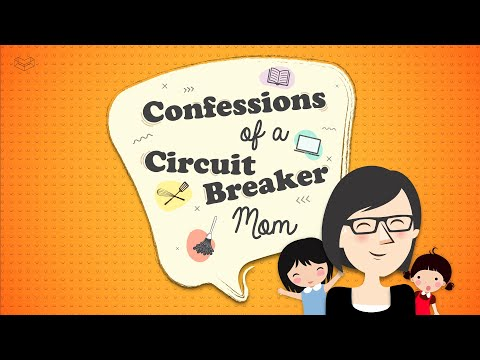 Confessions of a Circuit Breaker Mom  Cornerstone Stay Home Series