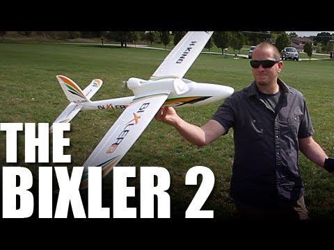 Flite Test - Bixler 2 - REVIEW - UC9zTuyWffK9ckEz1216noAw