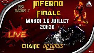 🔴Clash of clans | FFF | Inferno League la finale