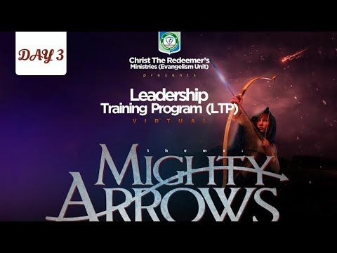 CRM LEADERSHIP TRAINING PROGRAM 2020 - DAY 3 MORNING SESSION