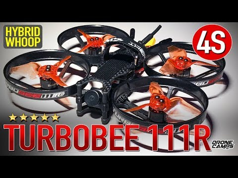 PERFORMANCE WHOOP! - iFlight TURBOBEE 111R Fpv Quad - HONEST REVIEW & FLIGHTS - UCwojJxGQ0SNeVV09mKlnonA