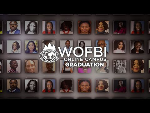 WOFBI Online Campus Virtual Graduation February 2021  Winners Chapel Maryland