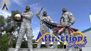 The Attractions Show - Apollo/Saturn V Center at NASA; Steel Curtain at Kennywood; latest news
