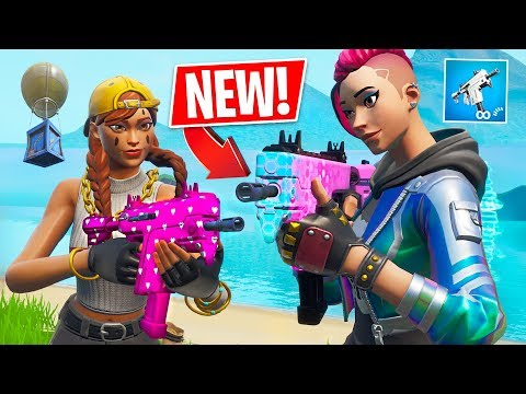 New Burst SMG Gameplay!  // Pro Fortnite Player // 2200 Wins (Fortnite Battle Royale) - UC2wKfjlioOCLP4xQMOWNcgg